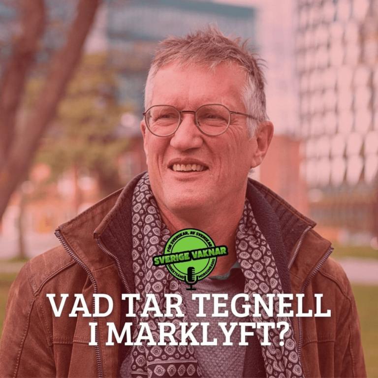 Vad tar Tegnell i marklyft? (Sverige vaknar #332)