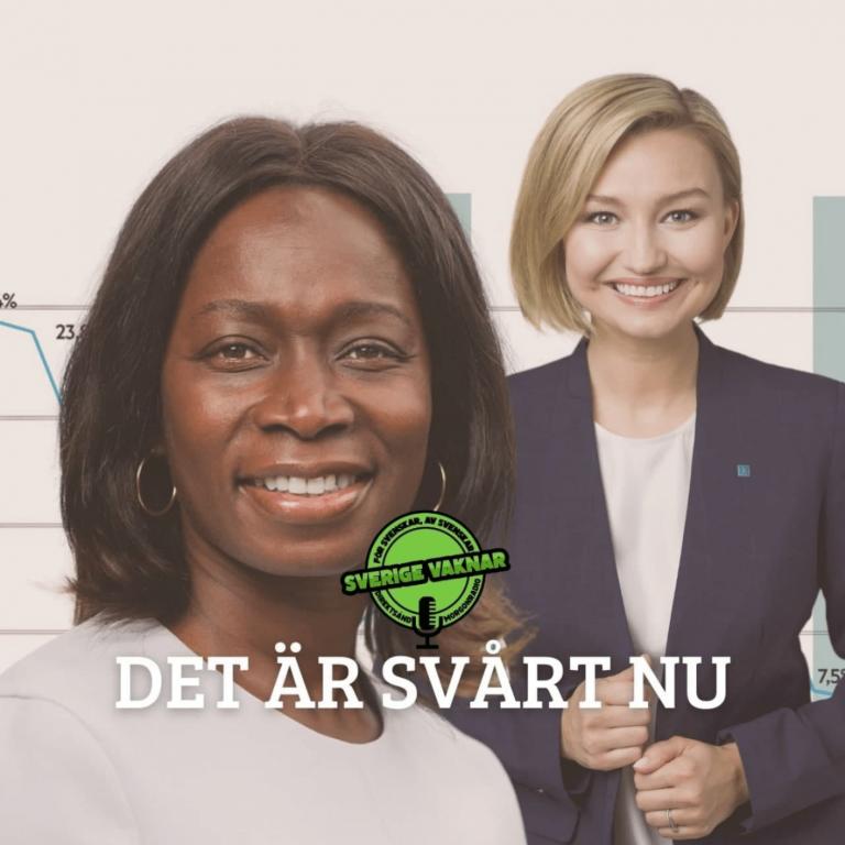 Det är svårt nu (Sverige vaknar #337)