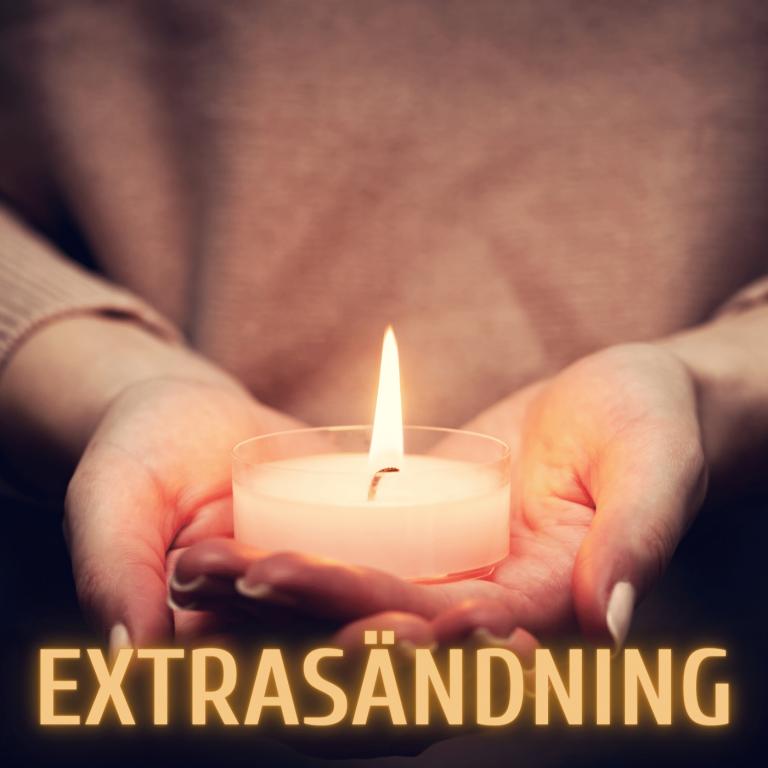 Extrasändning - Tro och tankeliv för 2000-talets fria svenskar