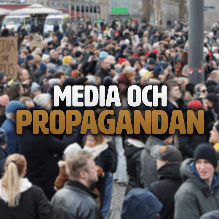 Kväll med Svegot - 129. Media och propagandan