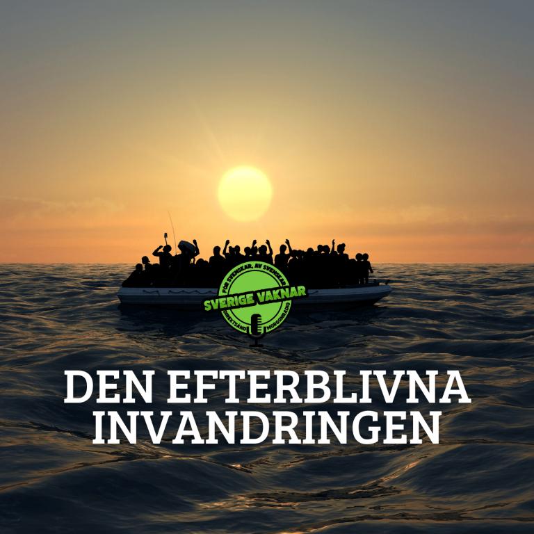 Den efterblivna invandringen (Sverige vaknar #354)