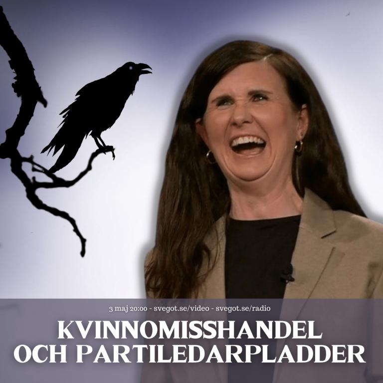 Kvinnomisshandel och partiledarpladder (Kväll med Svegot #136)